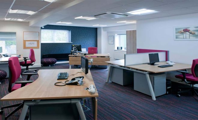 Renovating Tips And Decorating Ideas For Making Your Workplace